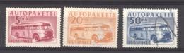 Finlande    -  Pour Autobus:  Yv   6-8  (o) - Finland