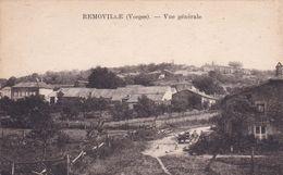 88-REMOVILLE- VUE GENERALE-ANIMEE - Frankreich