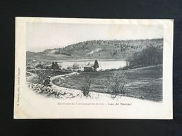 39 - Env De Champagnole - Lac De Narlay - 705 - Champagnole