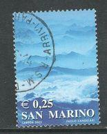 San Marino 2002, Mi 2002, Gestempeld - San Marino