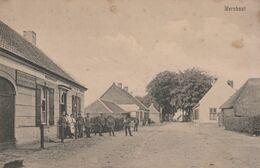 Wernhout Dorp 1913 Tramstation - Sonstige
