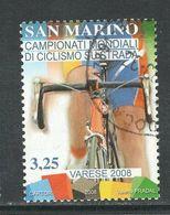 San Marino 2008, Mi 2350, Hele Hoge Waarde, Gestempeld - San Marino