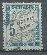 France Timbres-taxe YT N°28 Duval Oblitéré ° - 1859-1955 Used