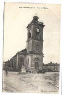 MORVILLIERS - Place De L'Eglise - Non Classés