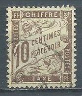 France Timbres-taxe YT N°29 Duval Oblitéré ° - 1859-1955 Used
