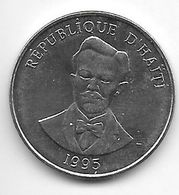 *haiti 20 Cents 1995 Km 152a   Unc - Haïti