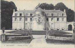 OCCAGNES: Château De Cuy - 1 Chalumeau- Michelli édit - France