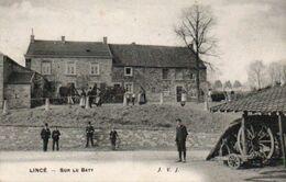 Lincé  Sur Le Baty Animée Circulé En 1910 - Sprimont