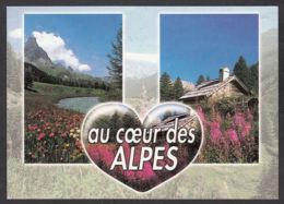 94176/ Photographe P. BLANC, *Soleil Et Montagne, Au Coeur Des Alpes* - Illustratori & Fotografie