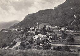 GARNIGA-TRENTO-MONTE BONDONE-CARTOLINA  VIAGGIATA 1955-1960 - Trento