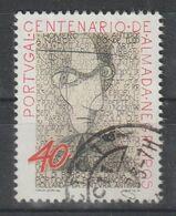 PORTUGAL CE AFINSA 2116 - USADO - 1910-... República