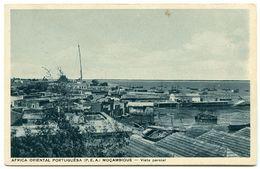 MOZAMBIQUE : AFRICA ORIENTAL PORTUGUESA (P. E. A.) MOCAMBIQUE - VISTA PARCIAL, LOURENCO MARQUES - Mozambique