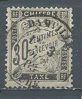 France Timbres-taxe YT N°18 Duval Oblitéré ° - 1859-1955 Gebraucht
