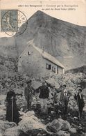 CPA Abri Des Estagnous - Construit Par Le Touring-Club Au Pied Du Mont Valier (224m) - Francia