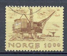Oblitéré -  Engineering Skill - NORVEGE NORGE - 1975 - Y&T NO 760 (Michel NO 805) - (1) - Norwegen
