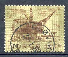 Oblitéré -  Engineering Skill - NORVEGE NORGE - 1975 - Y&T NO 760 (Michel NO 805) - (2) - Norwegen