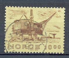 Oblitéré -  Engineering Skill - NORVEGE NORGE - 1975 - Y&T NO 760 (Michel NO 805) - (3) - Norwegen
