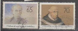 PORTUGAL CE AFINSA 1951/1952 - USADO - 1910-... República