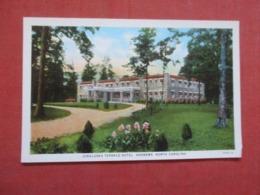 Junaluska Terrace Hotel  Andrews   North Carolina   Ref 4241 - Etats-Unis