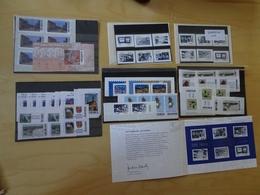 Saarriva Lot Mit Postfrischen Ausgaben (9499) - Private & Local Mails