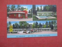 Motel Cavalier Lexington  North Carolina   Ref 4241 - Etats-Unis