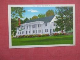 Mimosa Inn Tryon   North Carolina   Ref 4241 - Etats-Unis