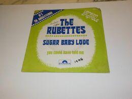 45 TOURS THE RUBETTES SUGAR BABY LOVE 1974 - Dischi In Vinile
