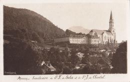 Annecy (74) - Sanctuaire De St F. De Sales Et De Ste J. De Chantal - Annecy