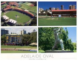 (E 15A) Australia - SA - Adelaide Cricket Groud Stadium - Stadions