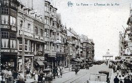 (153) CPA  La Panne Avenue De La Mer - De Panne