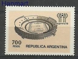 Argentina 1978 Mi 1344 MNH ( ZS3 ARG1344 ) - 1978 – Argentine