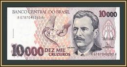 Brazil 10000 Cruzeiro 1992 P-233 (233b) UNC - Bolivia