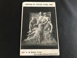 SOUVENIR DU THEATRE PIERRE IUNK Alex Et Ses Modeles Vivants Dans Ses Merveilleuses Visions D'Arts - Teatro