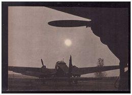 DT- Reich (008914) Propagandakarte Start Zum Nachtflug An Der Kanalküste, Ungebraucht - Germany