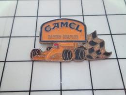 919 Pin's Pins / Beau Et Rare / THEME : AUTOMOBILES / F1 FORMULE 1 CAMEL RACING SERVICE - F1