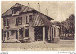 Carte Postale 78. Saint-Léger-en-Yvelines Pavillon Des Grands-Coins Trés Beau Plan Animé - St. Leger En Yvelines