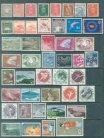 JAPAN - MNH/** AND MH/* - SMALL COLLECTION 75 STAMPS - Lot 21850 AT A SMALL PRICE !!! - Collections, Lots & Series