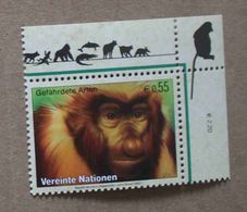 Vi07-01 : Nations-Unies (Vienne) / Protection De La Nature - Nasique (Nasalis Larvatus) - Vienna – International Centre