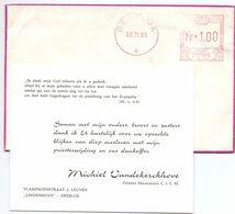 Devotie Devotion - Bedanking Priesterwijding Missionaris Michiel Deltour - Leuven Lauwe 1969 - Non Classificati