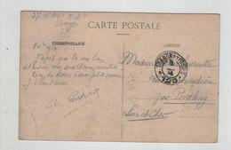 Laurentie La Mahondière Mahoudière Pontlevoy 1914 Lunéville Pont De Ménil - Généalogie