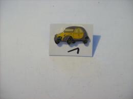 PIN'S -  2 Ch - La Duduche !!!! La 2 Chevaux   -voir Photo ( 1 ) - Citroën