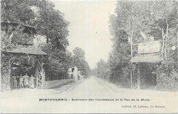 MONTFERMEIL : LE PAS DE LA MULE - Montfermeil