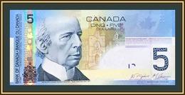 Canada 5 Dollars 2006 (2008) P-101 (101Ab) UNC - Canada