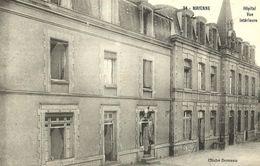 8872 CPA Mayenne - Hôpital - Vue Intérieure - Mayenne