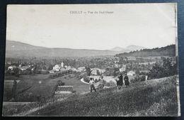 74 - CHILLY - VUE DU SUD-OUEST - Autres Communes