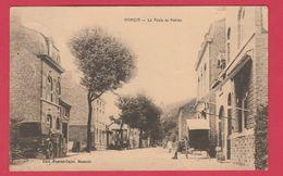 Hamoir - La Route Du Neblon - 1924 ( Voir Verso ) - Hamoir