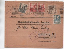 ENVELOPPE Avec CENSURE / CENSURA MILITAR SEVILLA - 1931-50 Briefe U. Dokumente