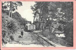 Société Anonyme De La Papeterie De Chateauneuf-La-Forêt - La Locomotive Parfait état - Frankreich