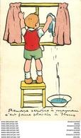 WW Superbe Et Rare Lot 10 Cpa FANTAISIES Dont Femmes, Enfants, Bonne Année, 1er Avril, Animaux, Fleurs Ect... - Fantaisies