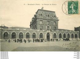 WW Lot 5 Cpa REGIONS DE FRANCE. Banque France Roubaix Montélimar (ondulation) Perpignan, Largentière Et Beaucaire - 5 - 99 Cartes